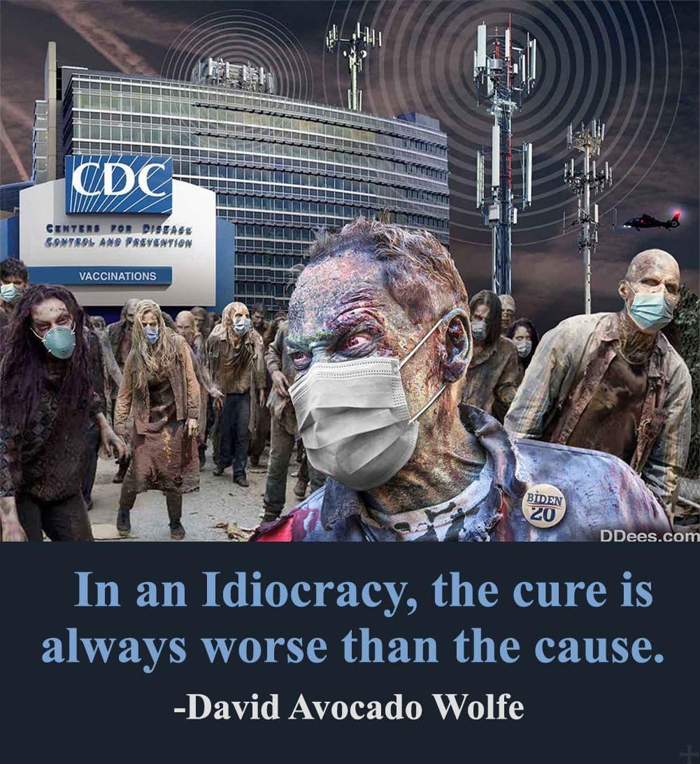 David Wolfe Telegram